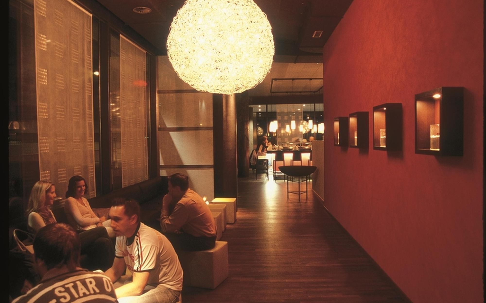 Innenarchitektur für Bar und Lounges - innenarchitekten philipp manser